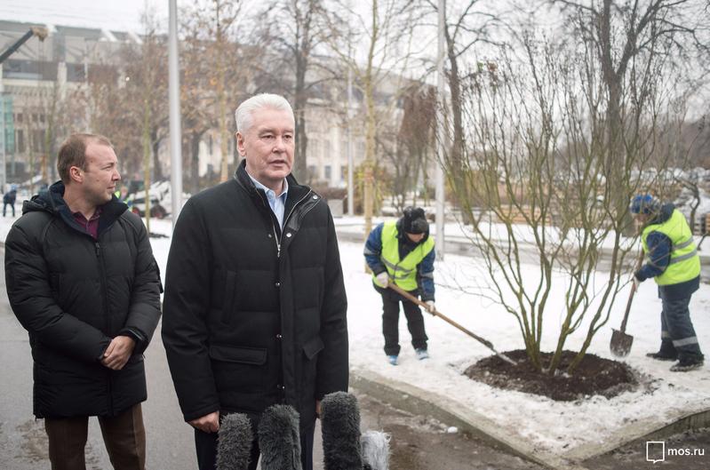 «Лужники» вновь станут самым зеленым «городом спорта»— Собянин