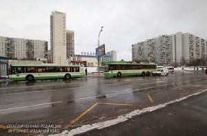 Автобусы в районе Зябликово