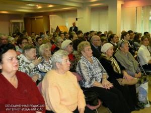 В апреле пройдут 12 встреч с участковым по району Зябликово