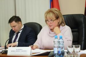 Глава МО Ирина Золкина