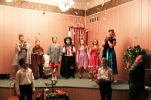 Гостей ждет театральная зарисовка по мотивам произведения Евгения Шварца