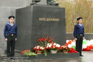 Памятная акция пройдет у памятника Мусе Джалилю