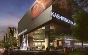Проект будущего торгово-развлекательного центра