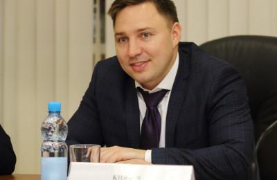 На фото Константин Князев
