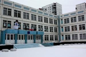 На фото школа №534