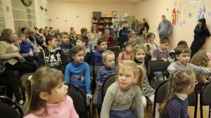 Фестиваль «Этот мир открыт каждому»  в отделении городского психолого-педагогического центра «ДОгМ»