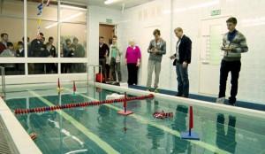 Всероссийские соревнования по робототехнике на воде «Акваrobot – 2016»