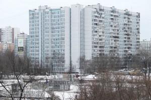 Жилой дом в районе Зябликово