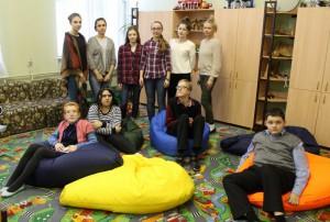 Студенты МПГУ на практике в школе №991