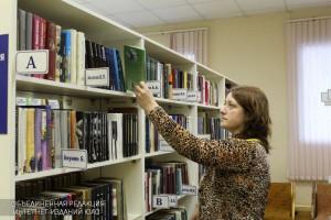 Библиотека №144 в районе Зябликово