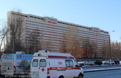 Больница в Южном округе