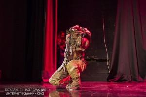 Фестиваль современного танца «Точка зрения» в культурном центре «Северное Чертаново»