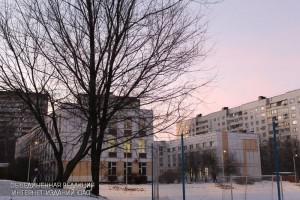 Школа №534 в Зябликове
