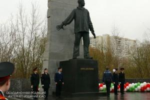 Памятник Мусе Джалилю в Зябликове
