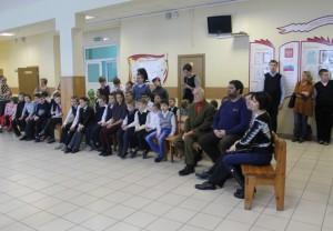 """Международный день """"спасибо"""" в школе №991"""