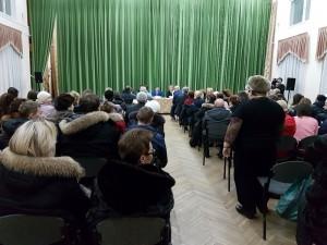 Встреча проходила  в образовательном центре №1552