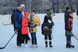 Чемпионат по хоккею в Зябликове