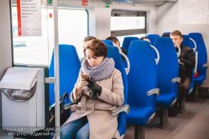 Поезда «Ласточка» повышенной комфортности смогут перевозить в два раза больше пассажиров