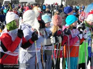В Южном округе состоялся старт «Лыжни России»