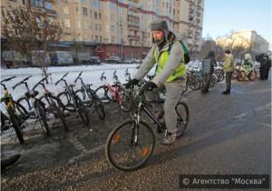 Велосипеды в Москве