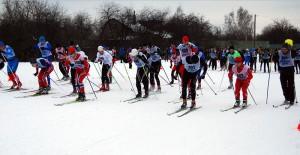 """Cоревнования по лыжным гонкам 2017 на """"Нижнецарицынской"""" лыжной трассе"""
