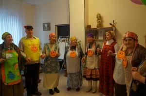 Посетители отделения ТЦСО в Зябликове
