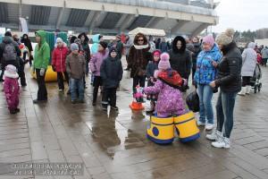 Масленица в Южном округе Москвы