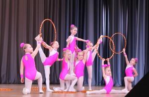 Фитнес-фестиваль «Красота в движении – здоровье с детства»
