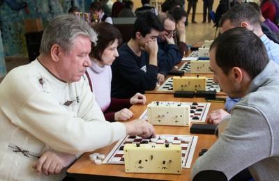 Команда Зябликова заняла 4 место в спартакиаде по шашкам