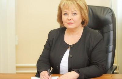 Глава муниципального округа Зябликово Ирина Золкина