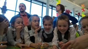 Ученики гимназии
