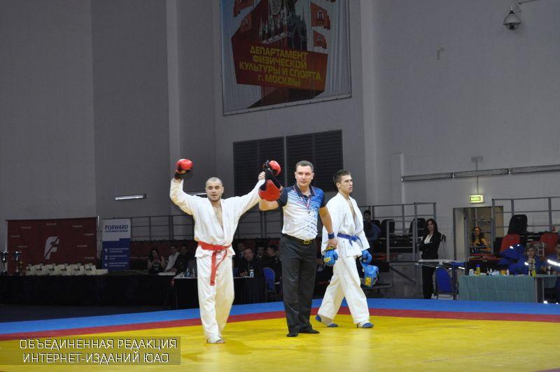 Наилучших уполномоченных рукопашного боя в РФ определили вЮАО