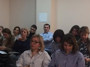 Встреча в психолого-педагогическом центре
