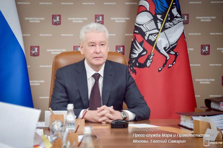 Собянин предложил включить в закон о реновации гарантию сохранения района проживания