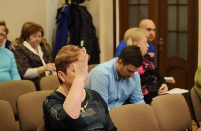 Совет депутатов муниципального округа Зябликово