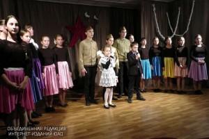 «Театральный Олимп» в школе №534 продолжается