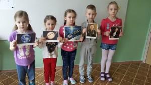 Воспитанникам Психолого-педагогического центра рассказали о космосе