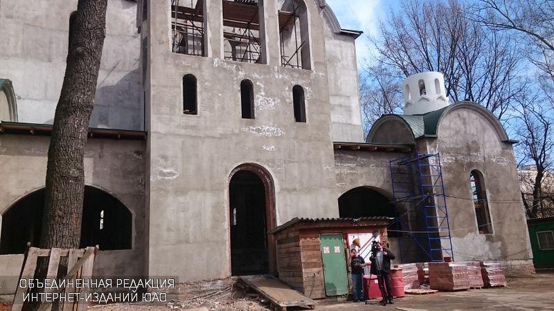Неменее 30 православных храмов появится вЮАО врамках особой программы возведения