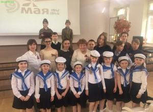 Школьники Зябликова дали концерт для ветеранов