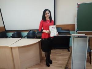 Эльмира Гасанова