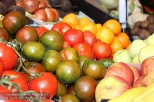 Размещение ларька с овощами и фруктами согласовали местные власти