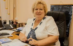 Депутат Елена Егорова