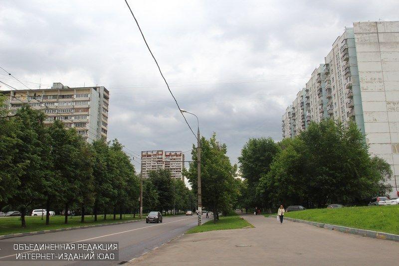 Район Зябликово
