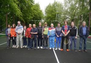 Теннисисты Зябликова