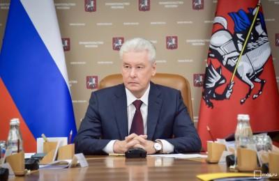 Собянин: Москвичи завоевали 45% дипломов Всероссийской олимпиады школьников