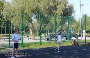 Теннис в ЮАО
