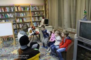 Библиотека №145 примет участие в интерактивной программе для детей