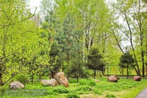 """""""Сад камней"""" в Зябликове"""