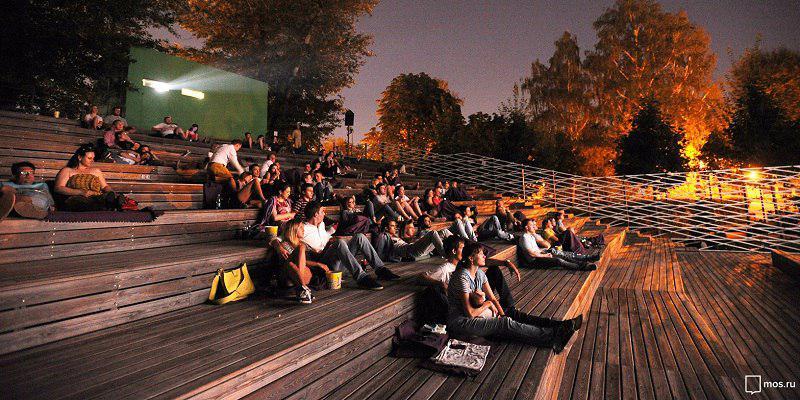 В столице 26-27августа пройдет «Ночь кино-2017»