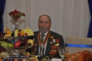 Столетний житель Зябликово